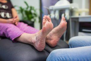pijnlijke voeten