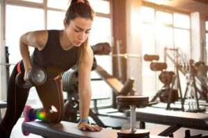 Personal training Lent